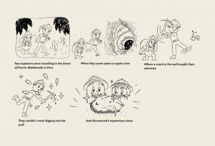 Zeolith - Comics