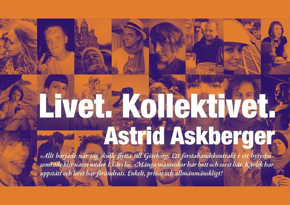 Livet. Kollektivet. poster