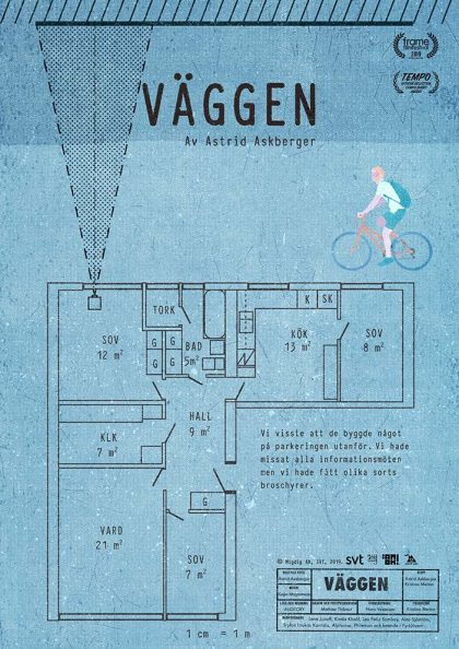 Väggen - Film Poster Alternative